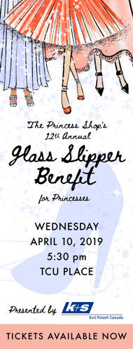 Glass Slipper Benefit